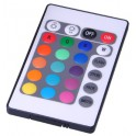 IR Remote Controller 24 Keys For RGB Strip